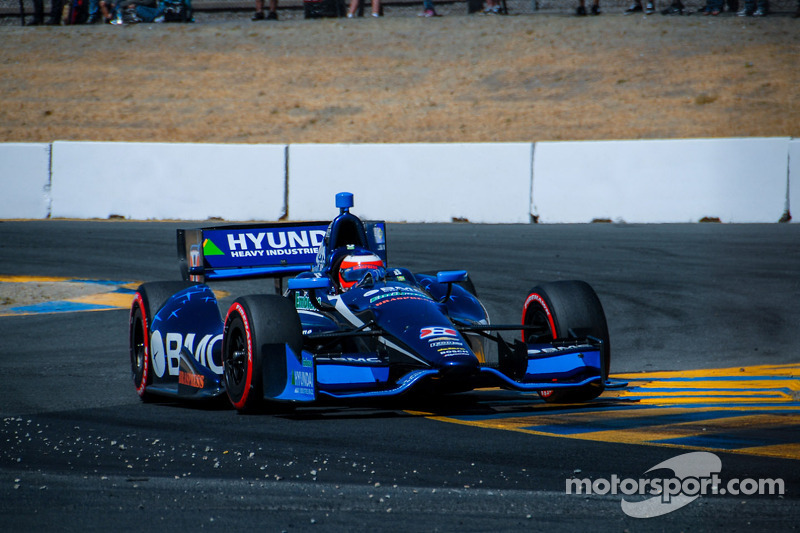 Barrichello on Sonoma race: Good result for a well-played day