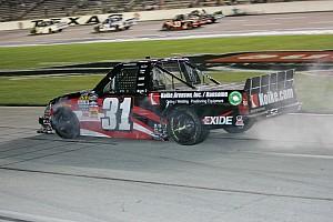 Buescher and the No. 31 team head to Atlanta Motor Speedway