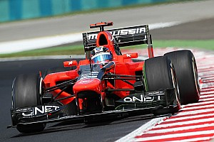 Marussia to use Williams KERS in 2013