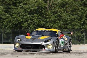 SRT Viper heads to the Streets of Baltimore