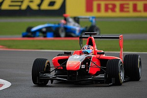 Ellinas fastest in wet practice at Spa