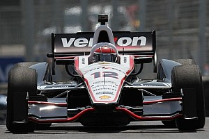 Power fastest in practice on Friday at Baltimore