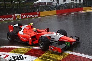 Razia and Trummer face tough first race in Spa