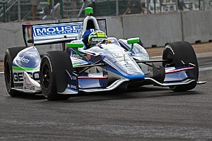 KV Racing's claims eighth in Baltimore qualifying, expects to start sixth