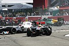 Ruined race for Sauber after first corner incident at Spa