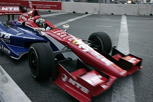Rahal has 11th place finish on the Streets of Baltimore