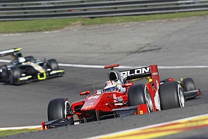 Great recovery to 8th for Coletti at Spa