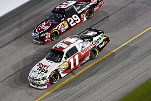 Toyota NSCS drivers impressions about Atlanta race