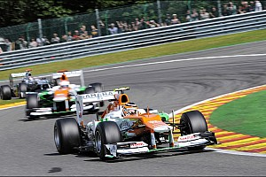 Sahara Force India looks forward to the Italian Grand Prix in Monza