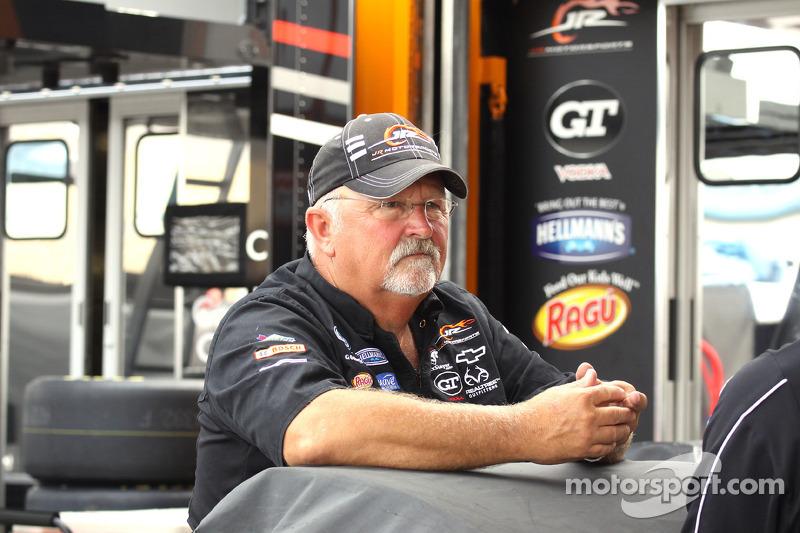 Tony Eury Sr. and JR Motorsports part ways