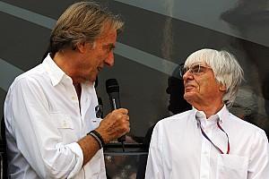 Power-players Ecclestone, Todt meet with Ferrari