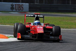 Filippi rejoins Coloni and dominates feature race for victory at Monza