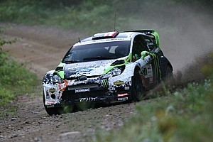 Ken Block and Alex Gelsomino victorious in return to Canada at Rallye Défi Sainte-Agathe
