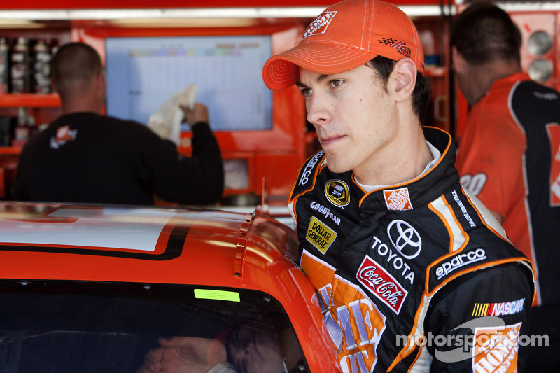 Ill-Handling Car Relegates Logano to 30th-Place Finish at Richmond