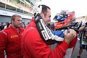 Evans takes GP3 title on Monza race two