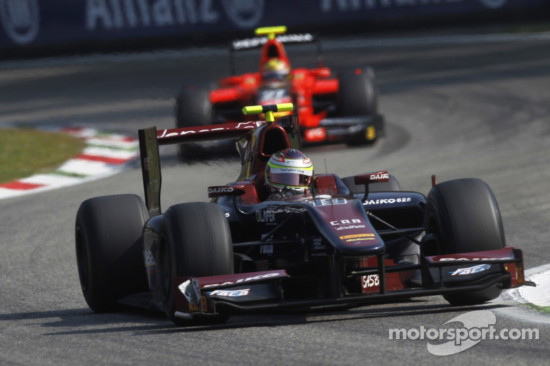 Great races for Venezuela GP Lazarus in Monza