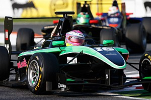 First point for Powell and a female driver in GP3 season finale at Monza