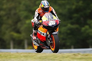 Pedrosa snatches pole position in Misano qualifying