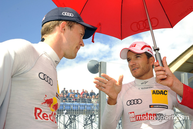 Audi team players quotes after qualifying at Oschersleben