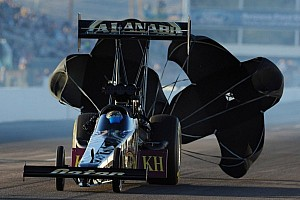 Langdon, Capps, Line and Hines victorious at Charlotte's zMAX Dragway