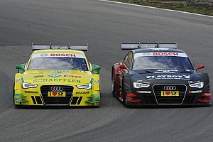 Audi drivers quotes after the race at Oschersleben