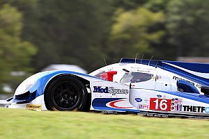 Mowlem, compares two hybrid systems. Dyson Racing take second at VIR