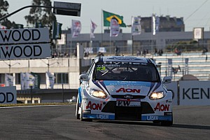 Global Ford Focus on Team Aon in Sonoma