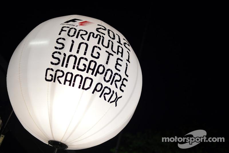 Draft 2013 calendar leaked in Singapore