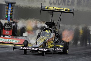 Lucas and crew chief Brooks ready for Texas final eliminations