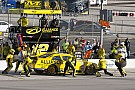 Hornish top finisher for Dodge Saturday in Loudon