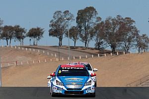 Menu takes sensational pole for Chevrolet at Sonoma
