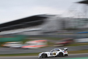 Stunning Nurburgring performance secures maiden Blancpain point for Ecurie Ecosse