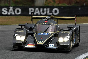 Lotus LMP2 is looking forward to racing in the desert at the 6 Hours of Bahrain