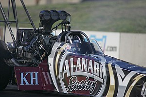 Langdon peaking at the right time as Top Fuel competition heads to St. Louis
