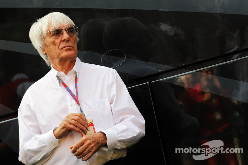 Ecclestone considers 'grand slam' idea for F1