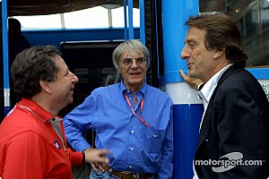 Ecclestone pushing to 'get rid of' V6 engines