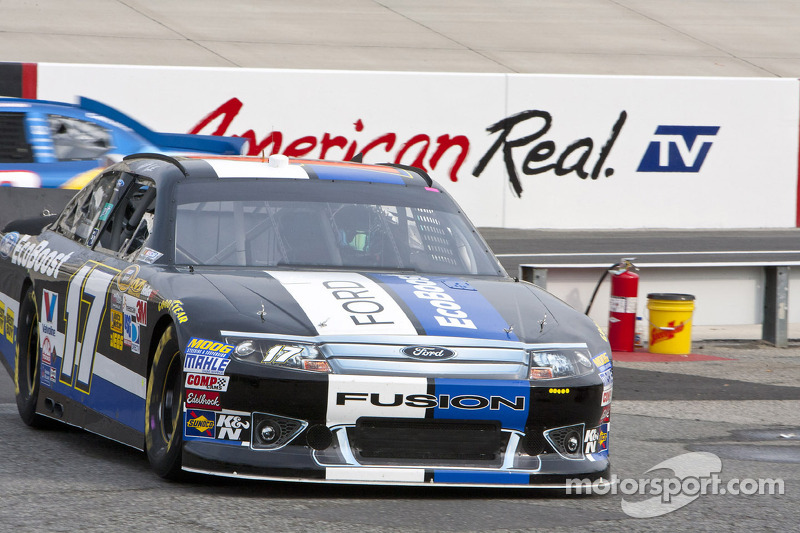 Ford Racing NSCS quotes after qualifying in Dover