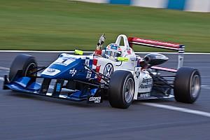 Volkswagen driver Jack Harvey is British Formula 3 Champion
