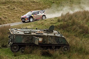 Rallye de France - Citroën sets its sights on two titles