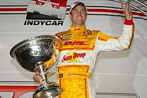 Champion Hunter-Reay to compete at 2012 ROC in Bangkok