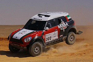 Viladoms and Schlesser triumphant on second stage of Pharaons Rally