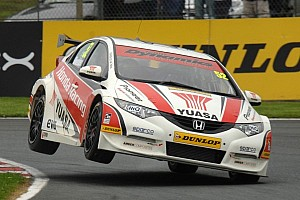 Honda duo Shedden and Neal to continue battle at Silverstone