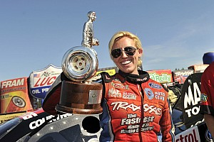 Eight NHRA rookies eligible for 2012 Road to the Future award