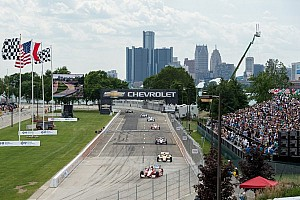 New track configuration for Detroit