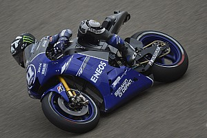 Yamaha touch down in Japan for Motegi
