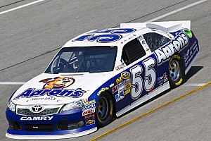 Martin top Toyota qualifier for Charlotte 500