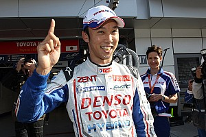 Toyota racing takes pole position at Fuji