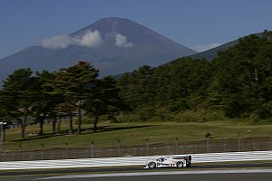 Audi qualifies on front row at Fuji