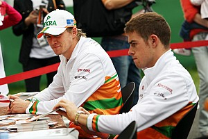 Jordan tips Force India lineup to change