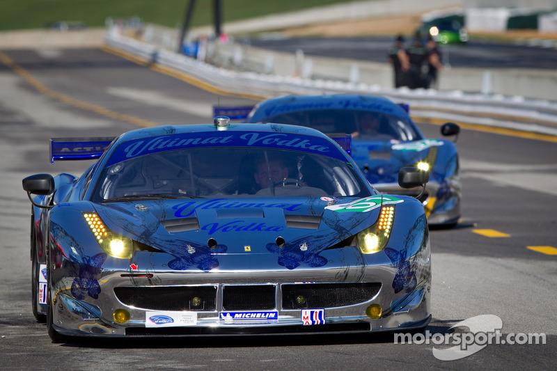 Extreme Speed Motorsports prepared for demanding Petit Le Mans